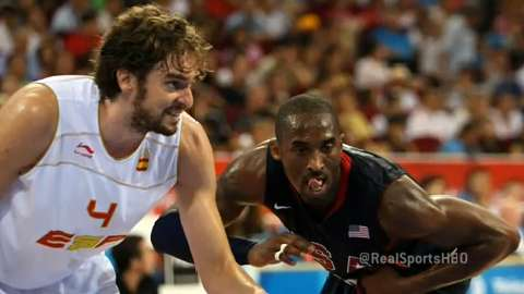 How Kobe Bryant once tried to motivate Pau Gasol