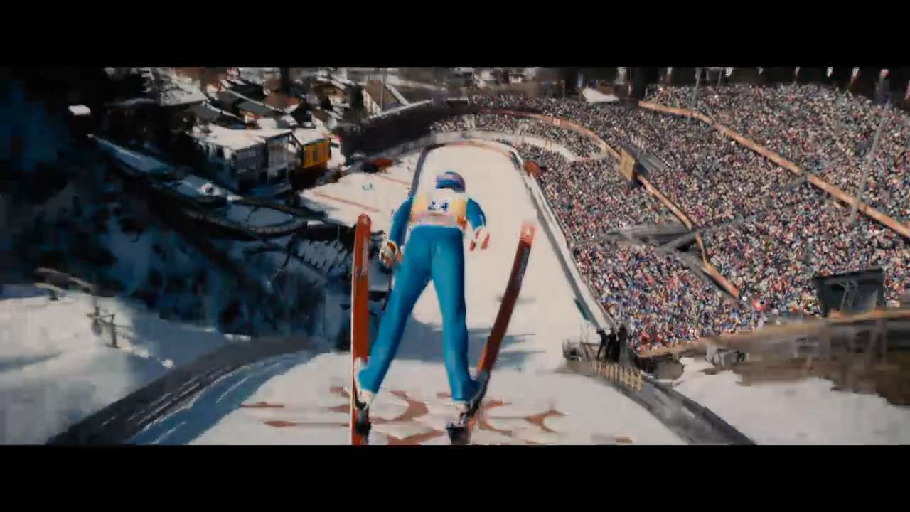 Trailer: 'Eddie the Eagle'