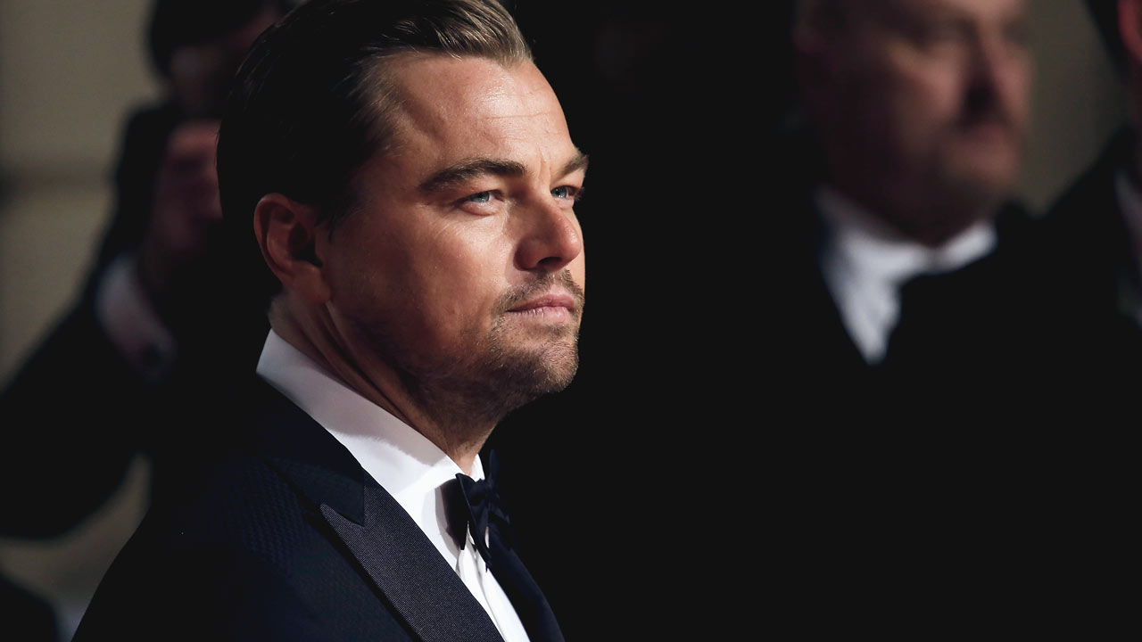 This is finally Leonardo DiCaprio's year to win an Oscar, right?