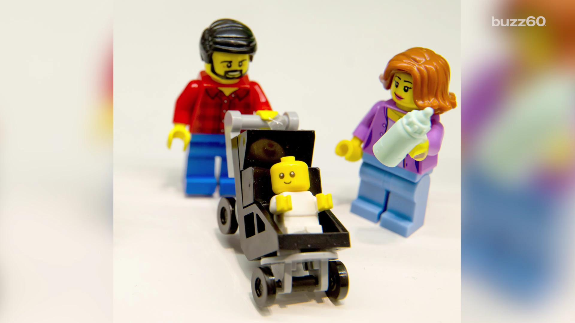 Lego introduces stay-at-home dad figurine and he is so hipster