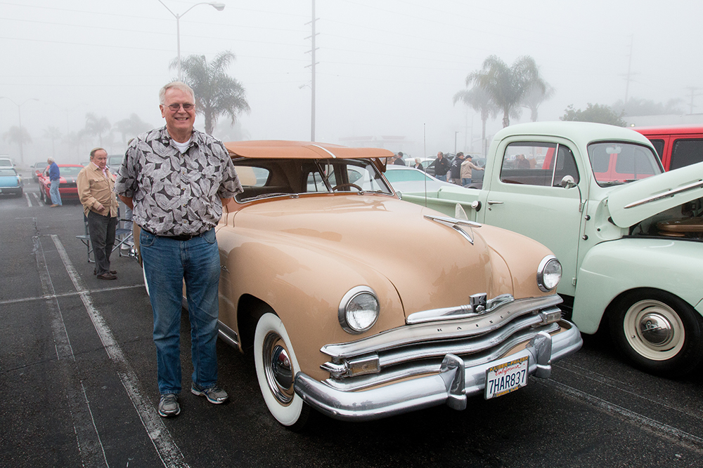 USA TODAY's Chris Woodyard introduces us to Brad Gaston and his 1949 Kaiser.