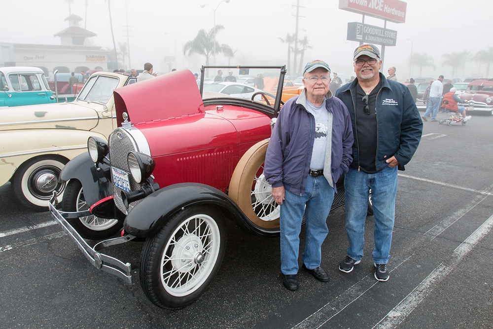 USA TODAY's Chris Woodyard introduces us to Hal Noring and Brad Goodrich and their 1929 Ford Model A.