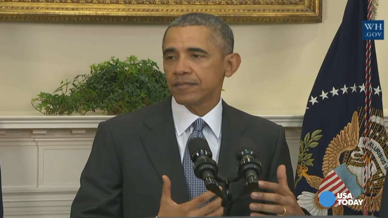 Obama: Gitmo is 'contrary to our values'
