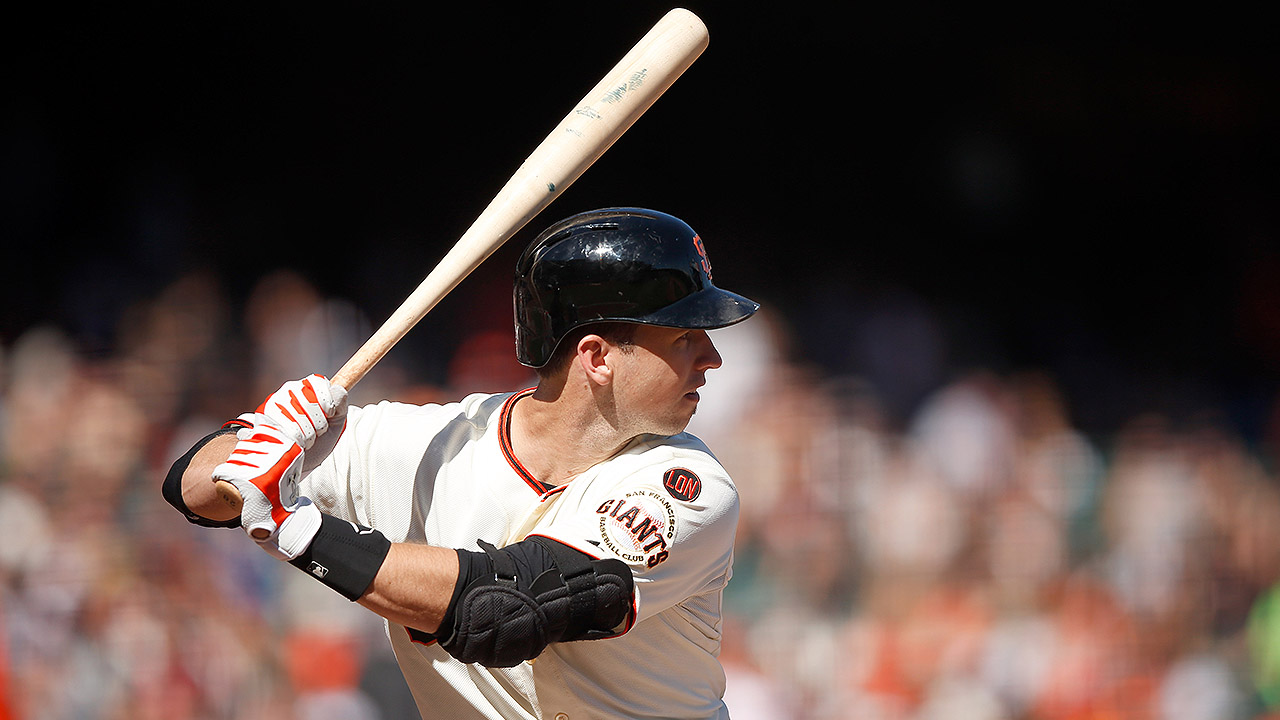 Buster Posey on NL favorites, Giants' potential in 2016 and his health