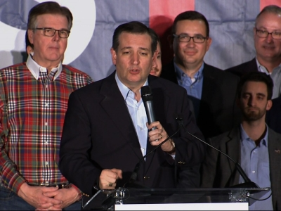 Cruz Looks to Super Tuesday After Nev. Loss