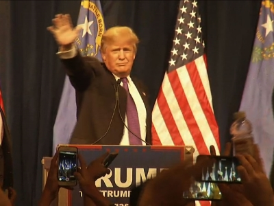 Trump Claims Third Straight Win in Nevada