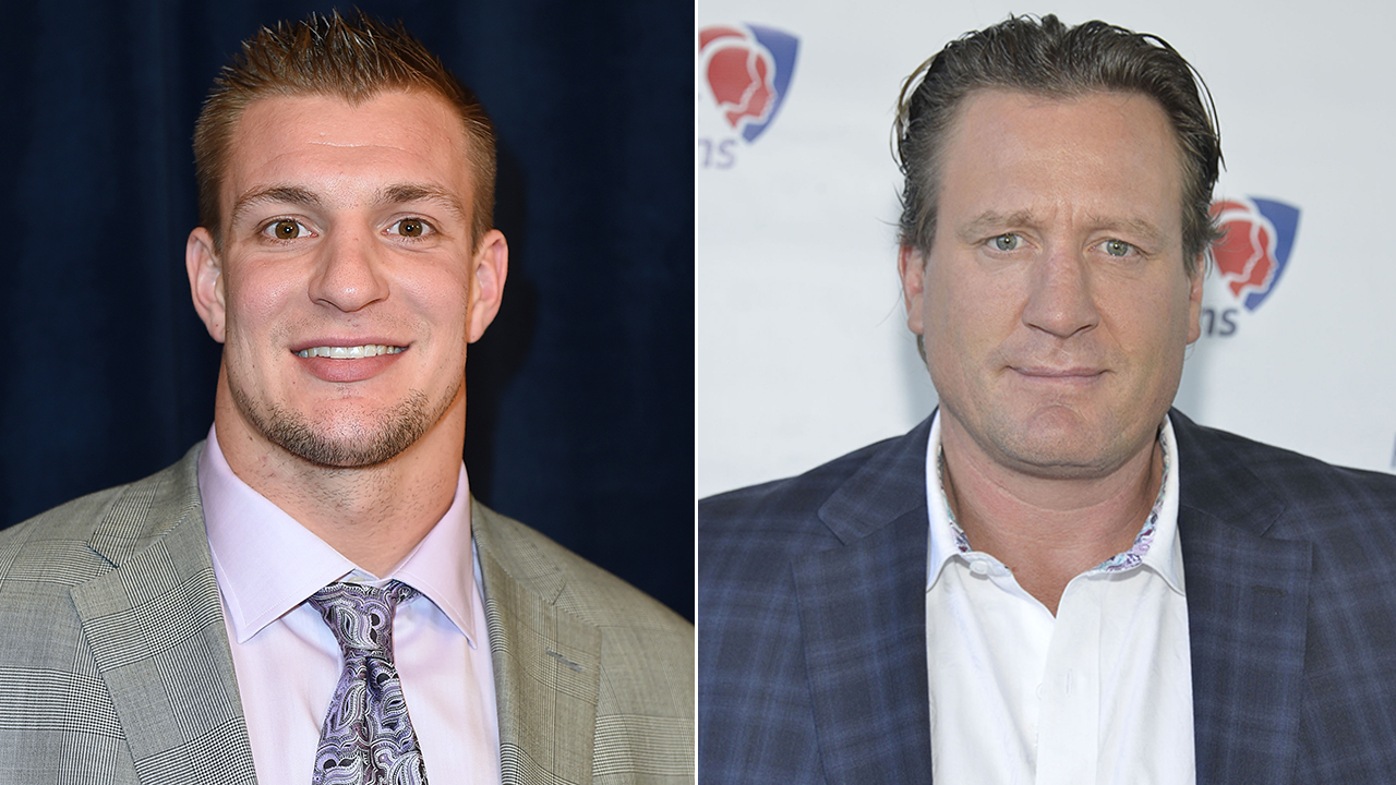 Jeremy Roenick: Rob Gronkowski's long-lost uncle?