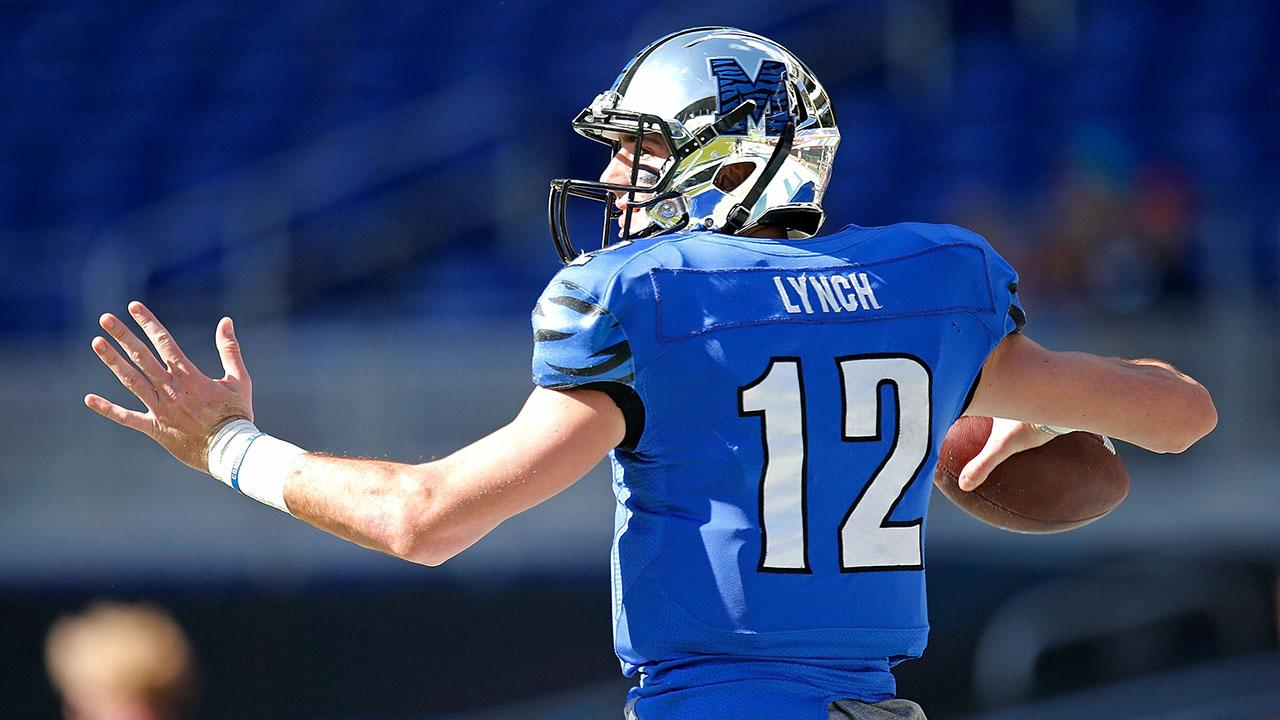 Quarterback news from Day 1 of the NFL Combine
