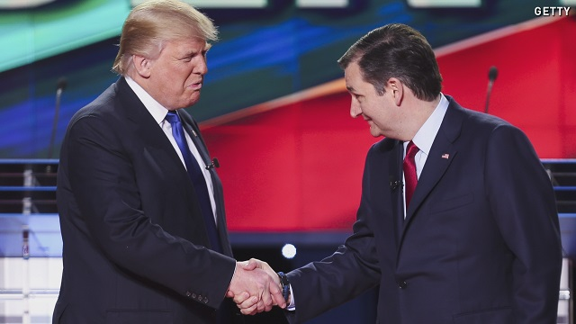 Republican candidates made several false and misleading claims in the Feb. 25 debate hosted by CNN.