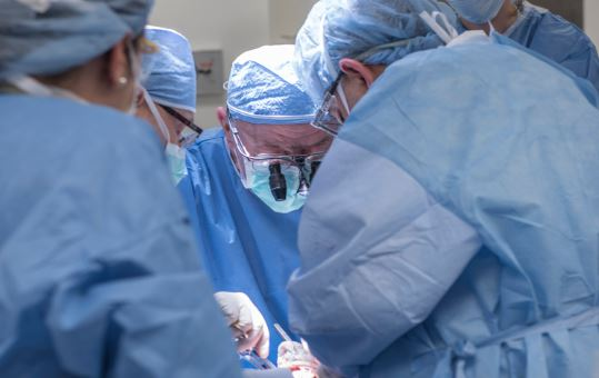 A team of surgeons at the Cleveland Clinic successfully performed a uterus transplant surgery for the first time in the United States. The surgery is aimed to be a solution for women with Uterine Factor Infertility.