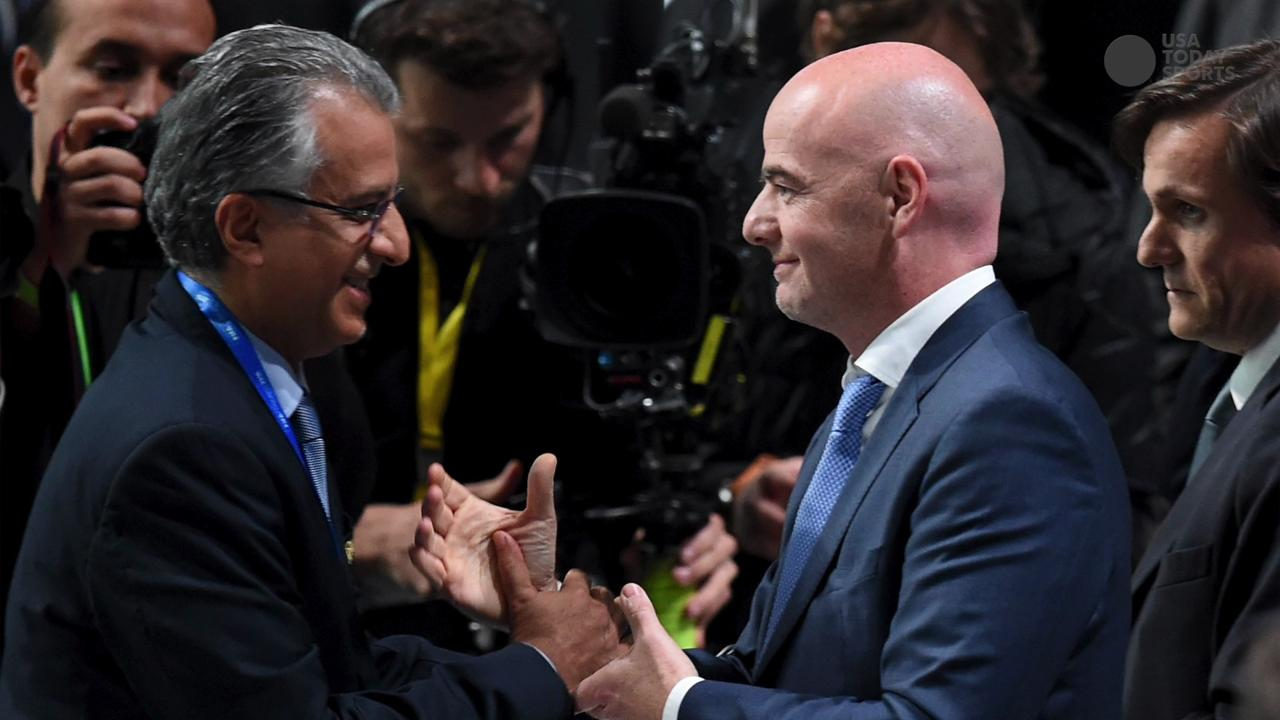 USA TODAY Sports' Martin Rogers examines the election of FIFA's next president..