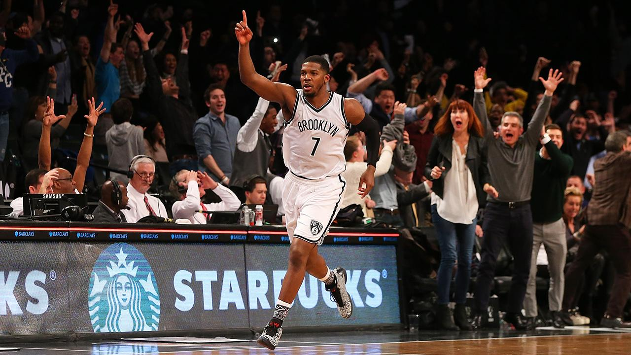 Report: Nets' Joe Johnson may be bought out