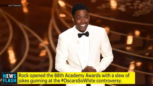 Chris Rock's top Oscar monologue moments