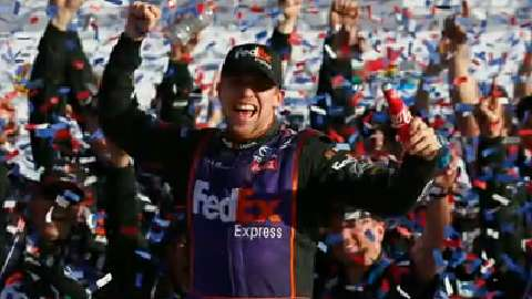 Daytona 500 winner sat down with USA TODAY Sports to talk about NASCAR's new direction.