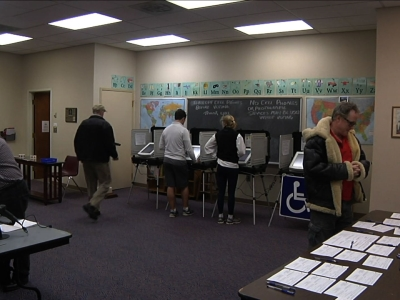 Voters Head to Polls In Georgia, Massachusetts