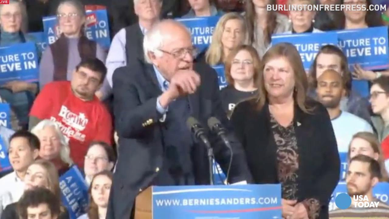 Sanders predicts 2016 win: 'Our message is resonating'