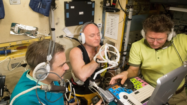 NASA's Scott Kelly is back on Earth; now, he'll be prodded For years