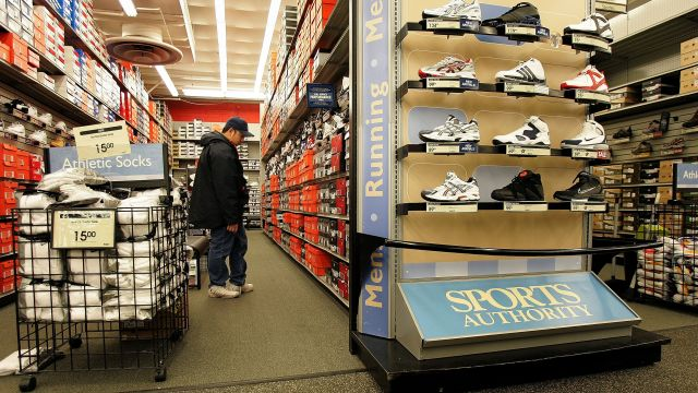 Sports Authority is bankrupt; how did the sports retail giant fall?