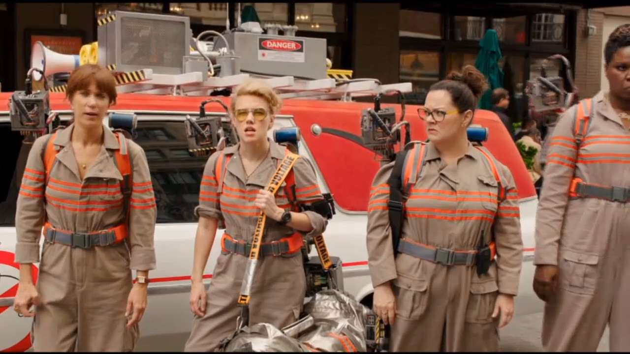 'Ghostbusters' returns 30-plus years later with an all-female crew for the beloved supernatural comedy.