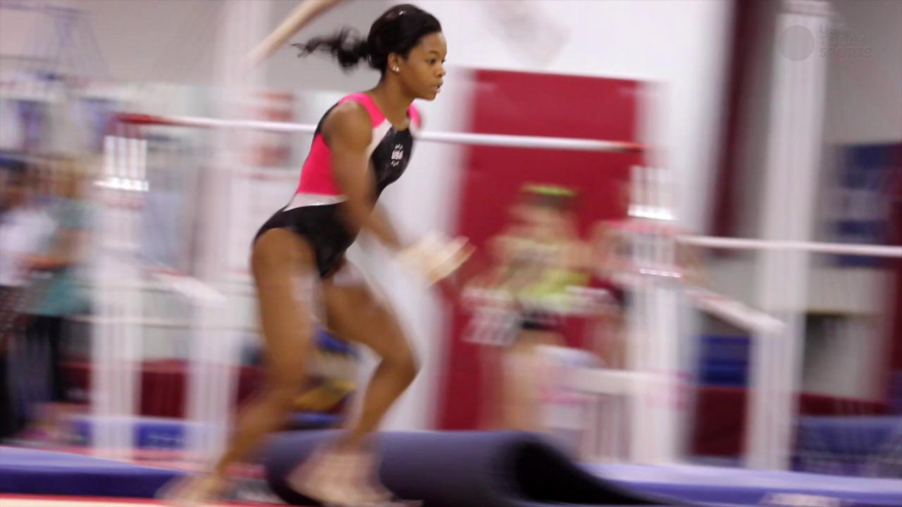 With five months to go before the Rio Olympics, gymnast would like to add an official American Cup win to her resume.