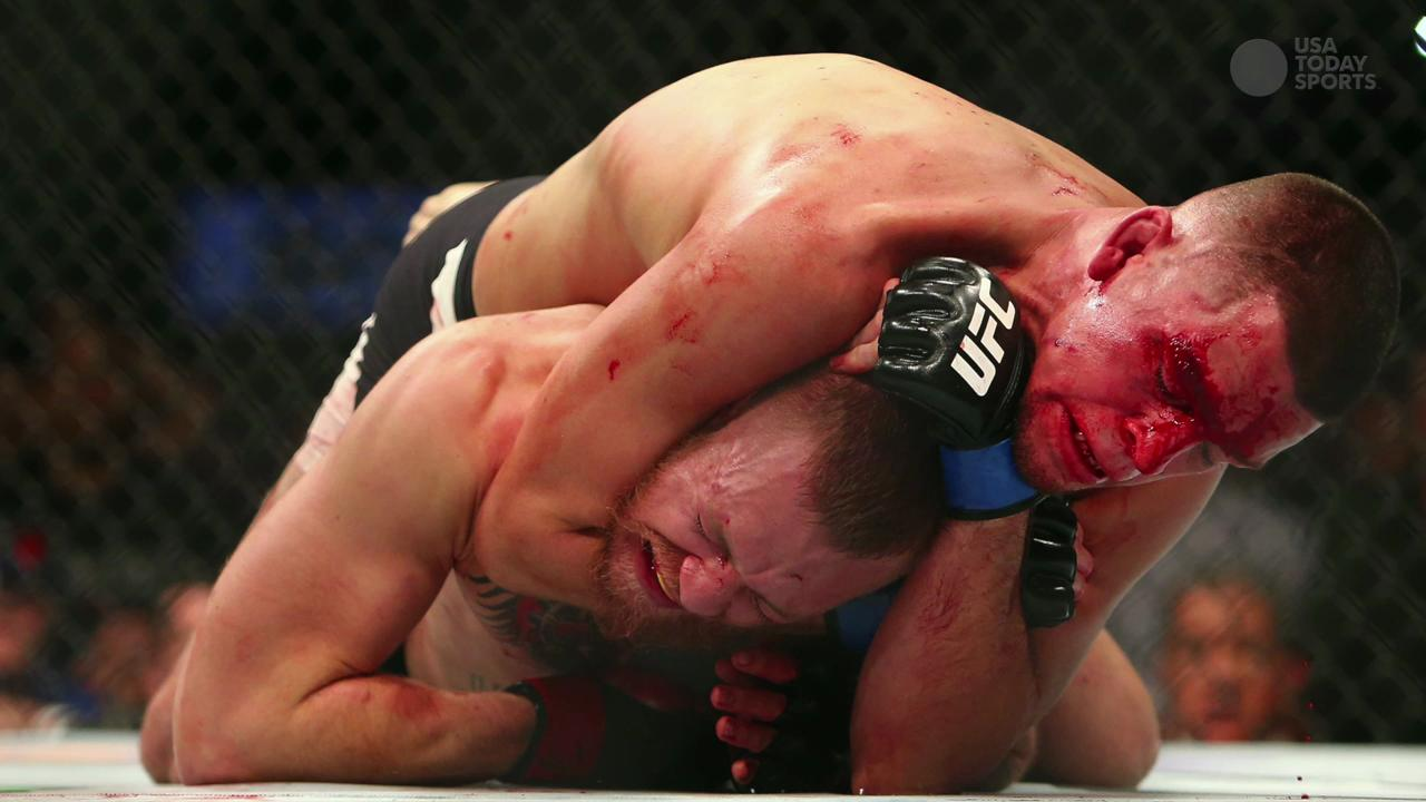 USA TODAY Sports' Martin Rogers breaks down a stunning evening in Las Vegas, where both Holly Holm and Conor McGregor fell in the featured fights.