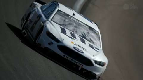 Brad Keselowski took home the victory at the Kobalt 400 this past Sunday in Las Vegas.