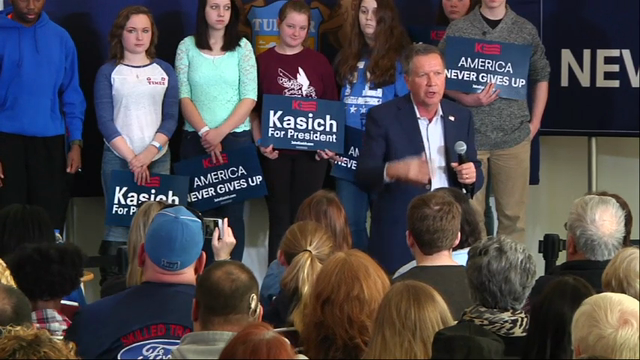 Kasich: Chances of Contested Convention 'Likely'