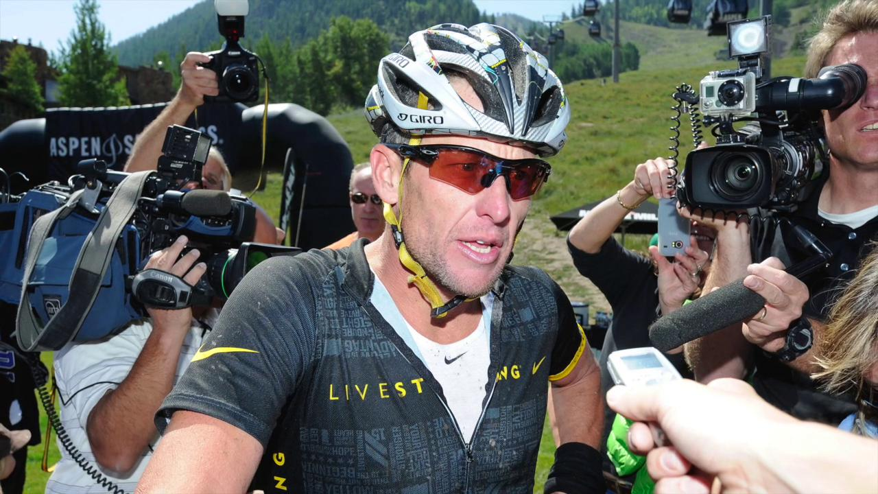 A federal judge dismissed part of the federal government's civil fraud lawsuit against Armstrong.