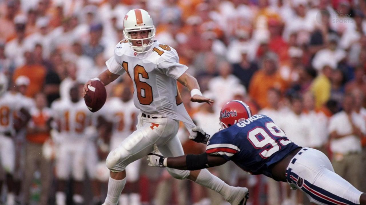 Broncos QB addressed allegations he sexually assaulted a University of Tennessee trainer in 1996, saying he 'did not do what has been alleged.'