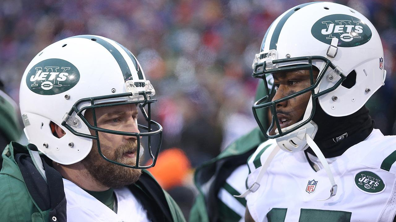 Brandon Marshall hints he wants Ryan Fitzpatrick back with Instagram video