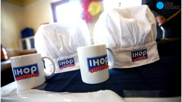 Today is National Pancake Day and IHOP, the pancake famous, chain restaurant, is giving away free pancakes.