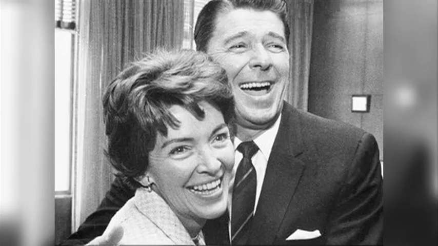 Nancy Reagan funeral to be held Friday