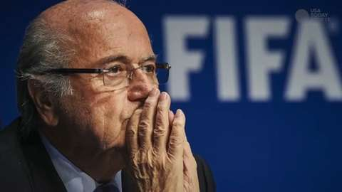Swiss authorities say that have seized evidence that will be used against former FIFA president Sepp Blatter.