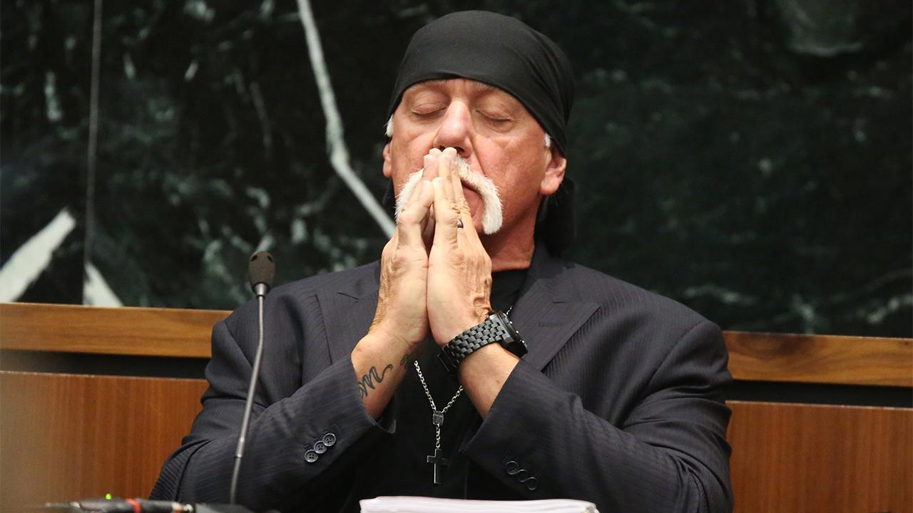 Hulk Hogan takes stand in sex tape lawsuit against Gawker