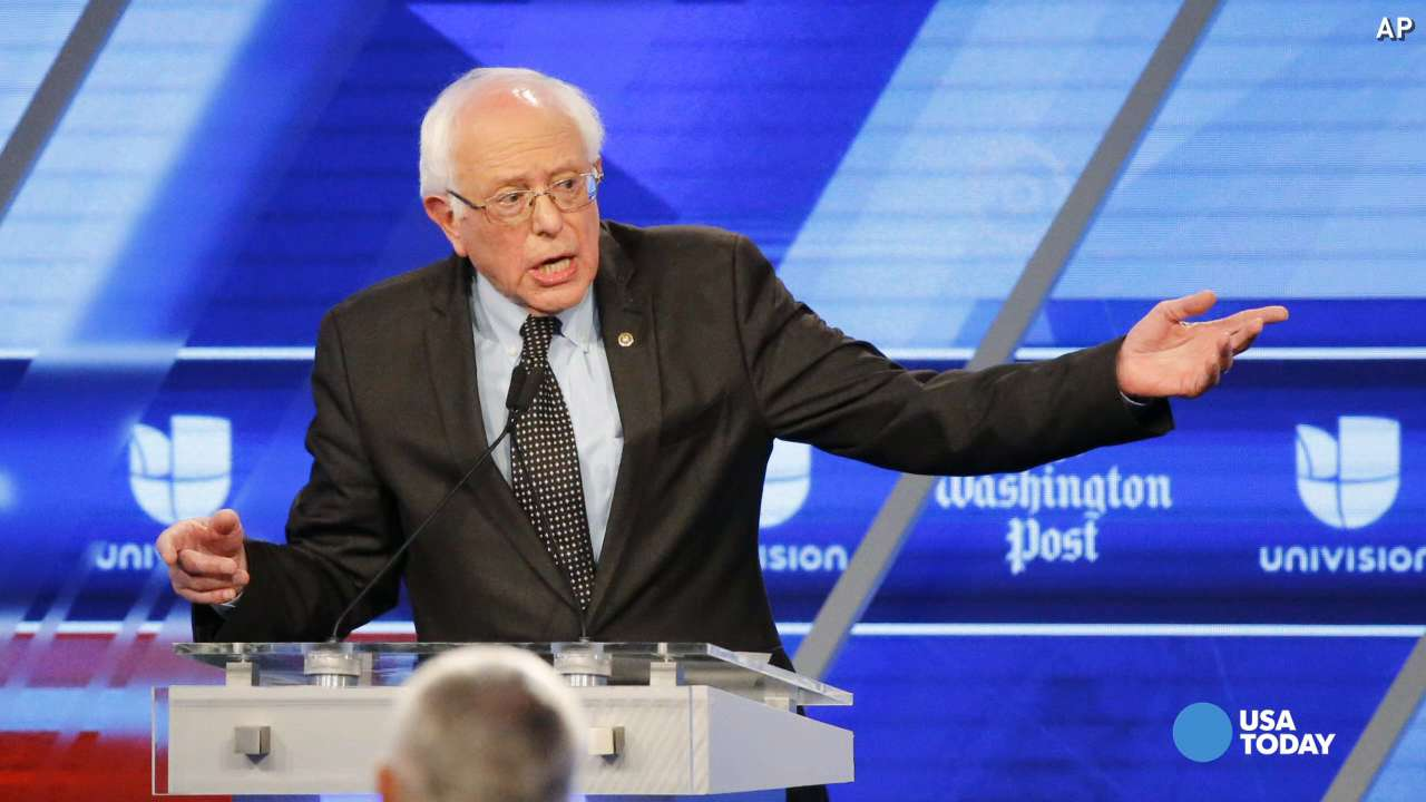 Forget politics, Bernie Sanders' suit won the debate!