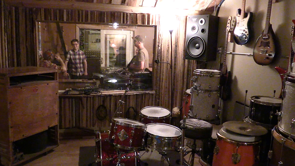 dad rock nashville bomb shelter studio