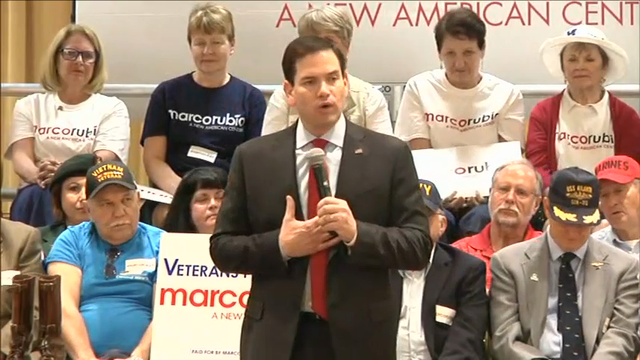 Rubio: We Are Now a Nation That Hates Each Other