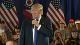 Trump Goes After Kasich Ahead of Ohio Primary