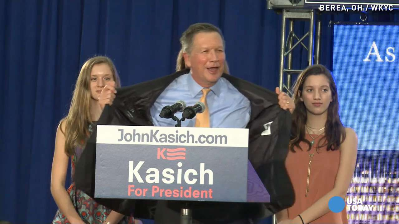 Kasich: I'm 'going all the way' to secure nomination