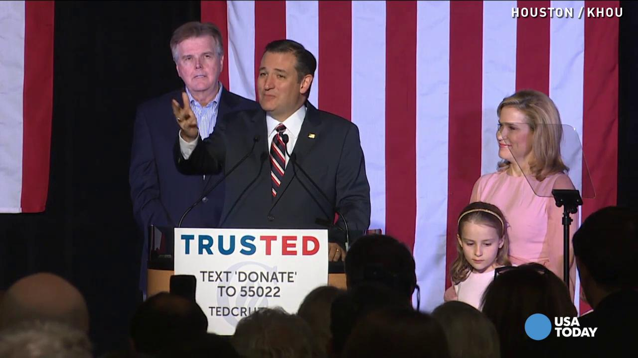 Cruz: Only 2 of us have real chance of winning nomination