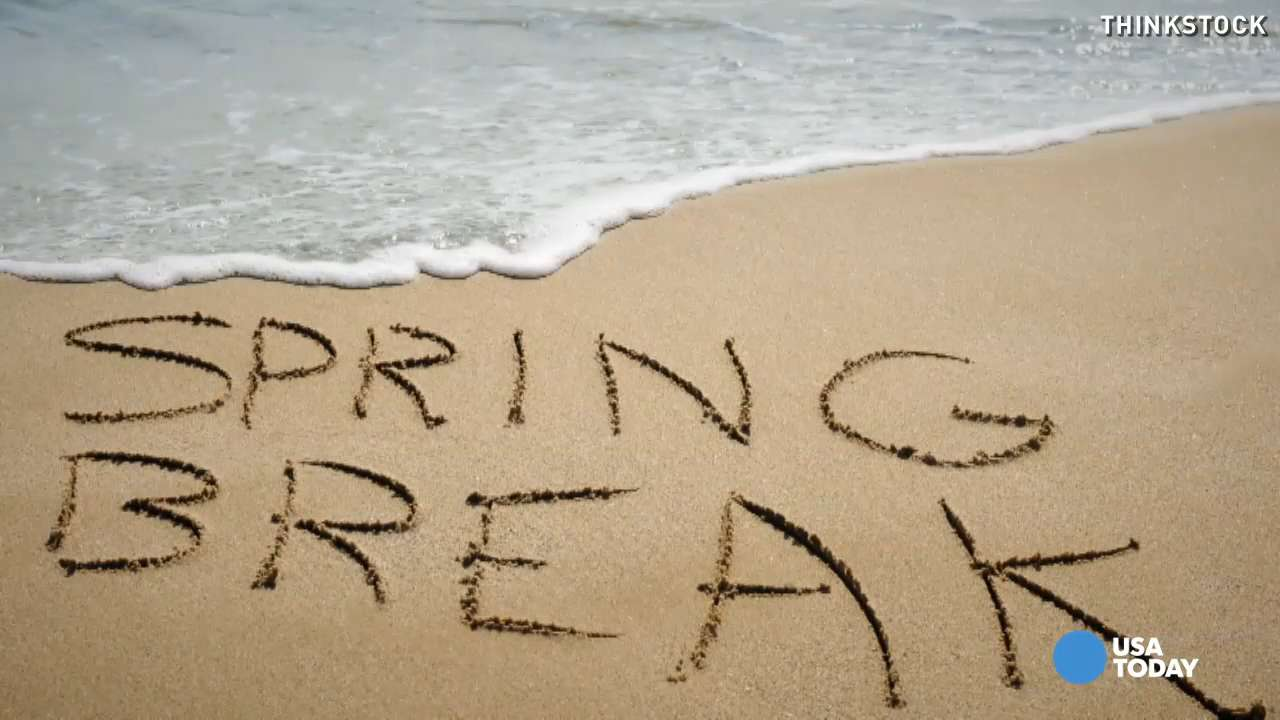 Stay safe this spring break with these tips