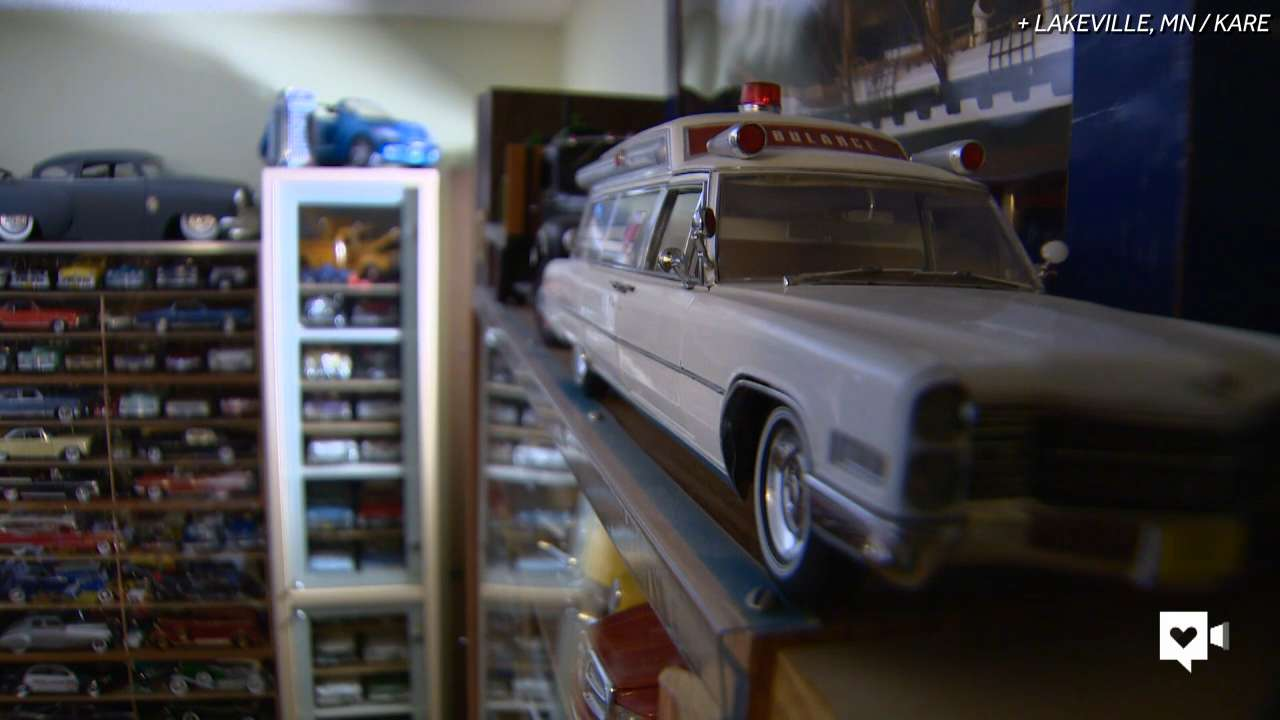 Church surprised by 30,000 cars in donated house