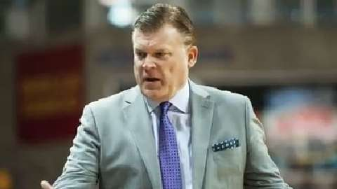 Oklahoma State hires Brad Underwood as coach