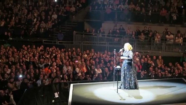 Adele's world tour will be in Chicago, the closest she'll come to Louisville.