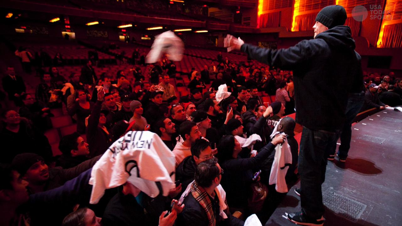 After a favorable vote, MMA bouts will be taking place in New York.