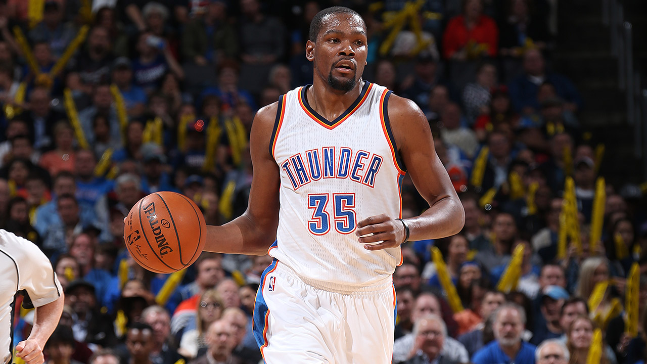 Kevin Ollie: Kevin Durant's loyalty to Oklahoma City will be tested in offseason