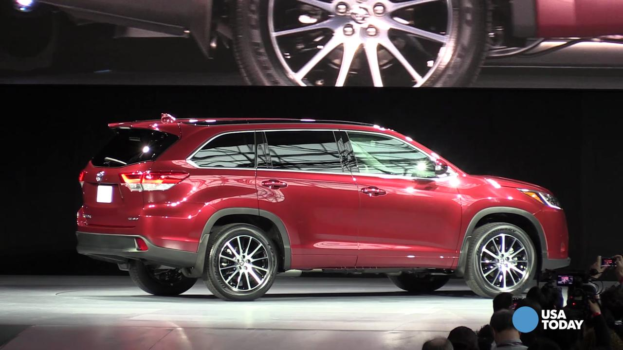 The five coolest SUVs of the NY Auto Show