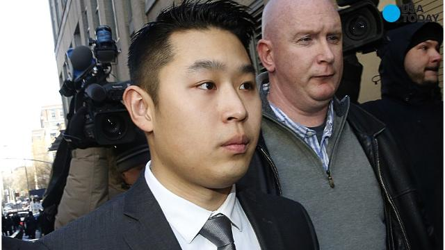 Former New York police office Peter Liang was convicted of manslaughter after killing Akai Gurley. He shot and killed Gurley while on patrol in a public housing project.