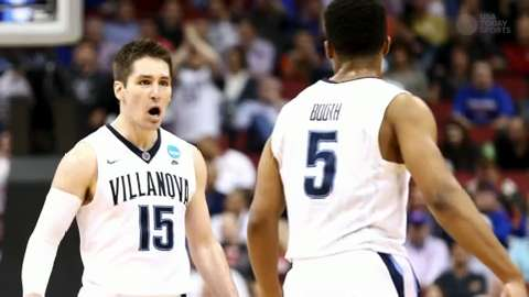Villanova's Kris Jenkins had 21 points and nine rebounds