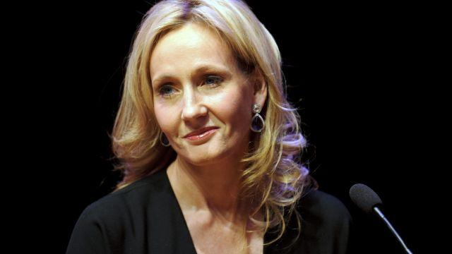 To encourage other writers, J.K. Rowling tweeted a couple of rejection letters she received from publishers for her book 'The Cuckoo's Calling.' Video provided by Newsy